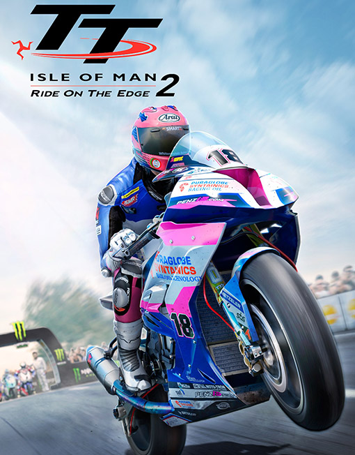 TT Isle of Man Ride On the Edge 2 PC