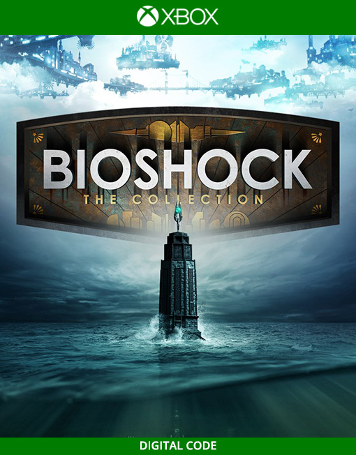 BioShock The Collection Xbox Live [Digital Code]