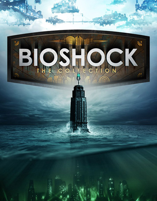 BioShock The Collection PC [Steam Key]