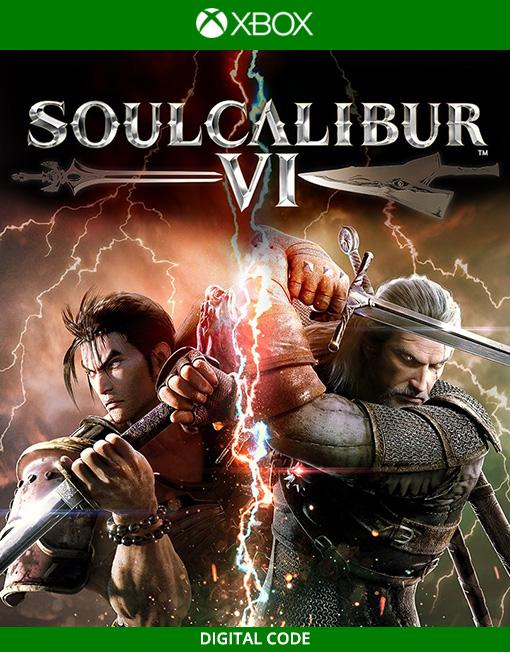 Soulcalibur VI 6 Xbox Live [Digital Code]