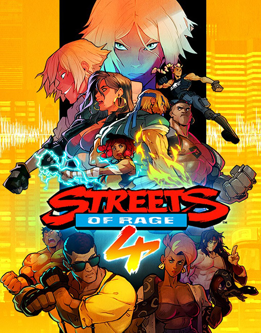 Streets of Rage 4 PC [Steam Key]