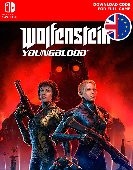 Wolfenstein Youngblood Deluxe Nintendo Switch [Digital Code]
