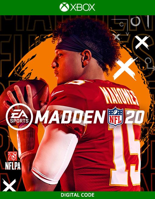 Madden NFL 20 Xbox Live [Digital Code]