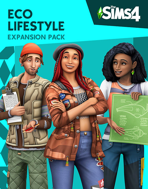 The Sims 4 Eco Lifestyle PC & Mac