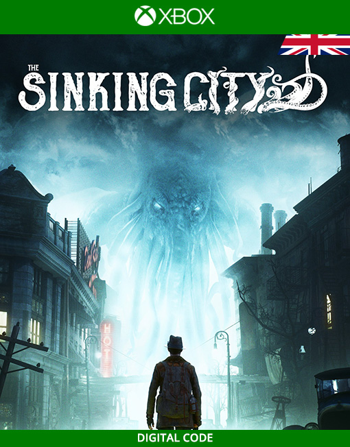 The Sinking City Xbox Live [Digital Code]