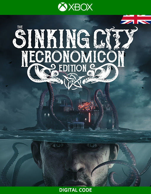 The Sinking City Necronomicon Edition Xbox Live [Digital Code]