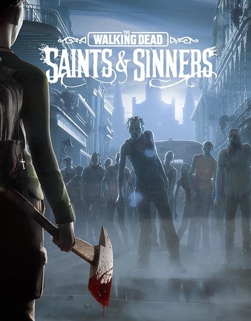 The Walking Dead Saints & Sinners PC [Steam Key]