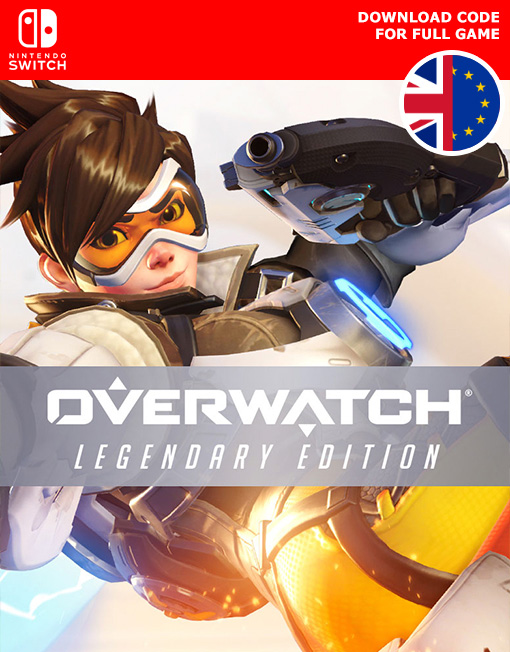 Overwatch Legendary Edition Nintendo Switch [Digital Code]