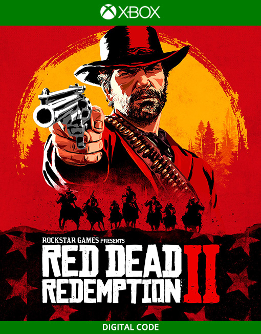 Red Dead Redemption 2 Xbox Live [Digital Code]
