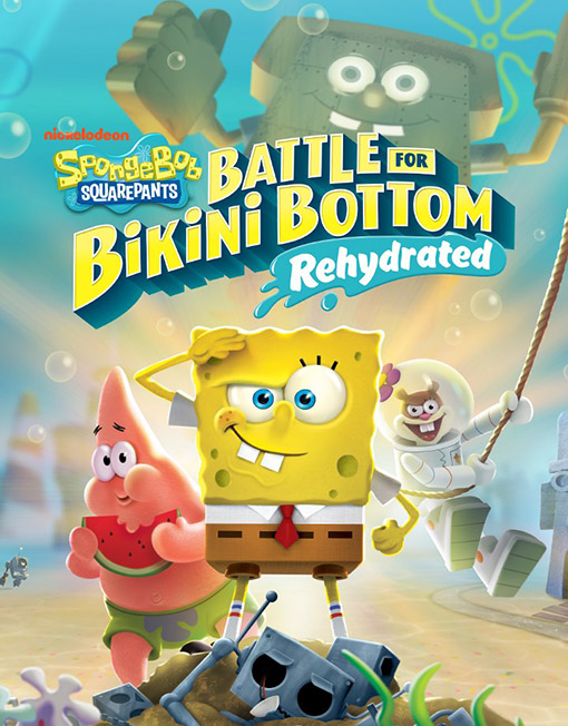 SpongeBob SquarePants: Battle for Bikini Bottom - Rehydrated PC [Steam]