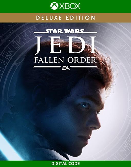 Star Wars Jedi Fallen Order Deluxe Edition Xbox Live [Digital Code]
