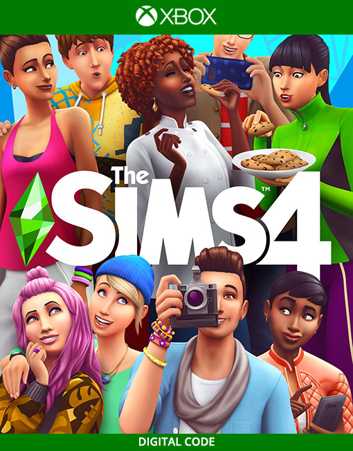 The Sims 4 Xbox Live [Digital Code]