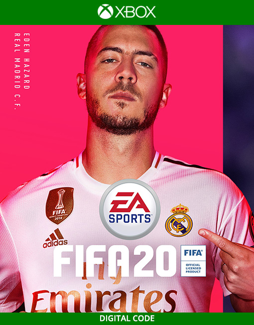 FIFA 20 Xbox Live [Digital Code]