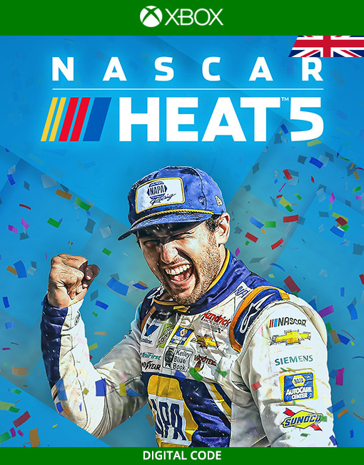 NASCAR Heat 5 Xbox Live [Digital Code]