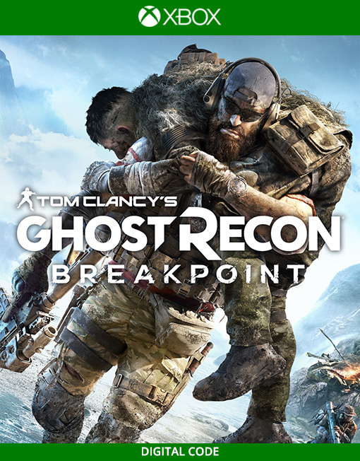 Tom Clancy's Ghost Recon Breakpoint Xbox Live [Digital Code]
