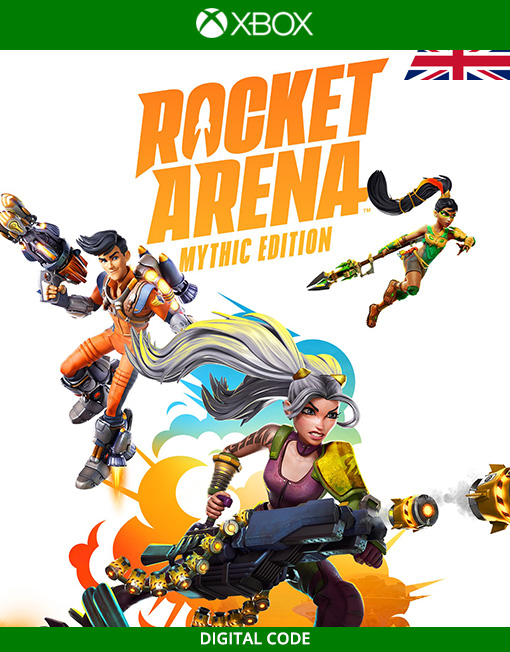 Rocket Arena Mythic Edition Xbox Live [Digital Code]