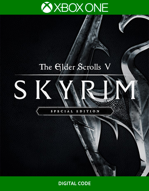 The Elder Scrolls V Skyrim Special Edition Xbox One [Digital Code]