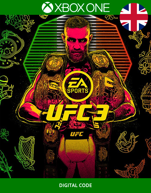 EA Sports UFC 3 Xbox One [Digital Download]