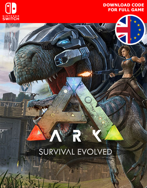 ARK Survival Evolved Nintendo Switch [Digital Code]