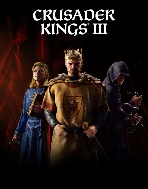 Crusader Kings III 3 PC [Steam]