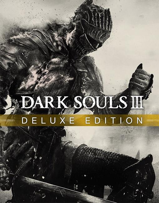 Dark Souls III 3 Deluxe Edition PC [Steam Key]