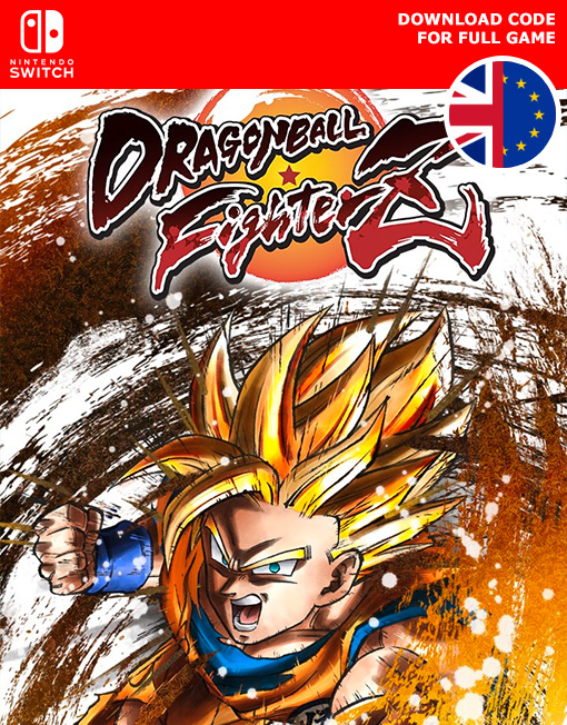 Dragon Ball FighterZ Nintendo Switch [Digital Code]
