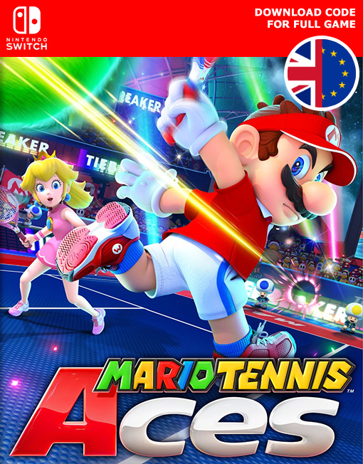 Mario Tennis Aces Nintendo Switch [Digital Code]