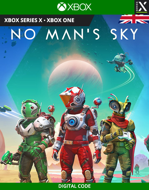 No Man's Sky Xbox Live [Digital Code]