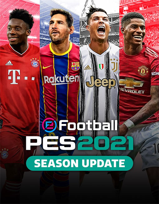eFootball PES 2021 Season Update PC [Steam Key]