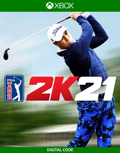 PGA Tour 2K21 Xbox Live [Digital Code]