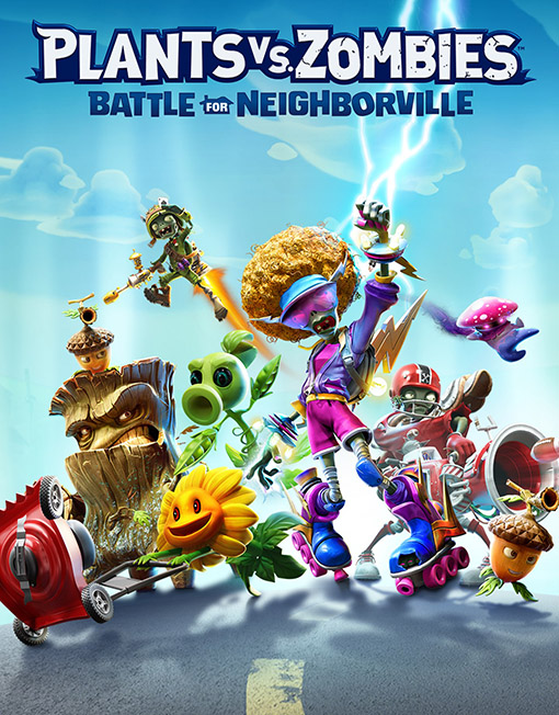 Plants vs Zombies Battle for Neighborville PC [Origin Key]