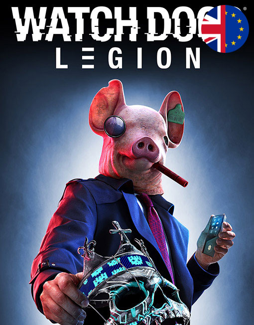 Watch Dogs Legion PC [Uplay Key]