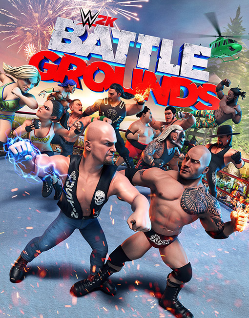 WWE 2K Battlegrounds PC [Steam Key]