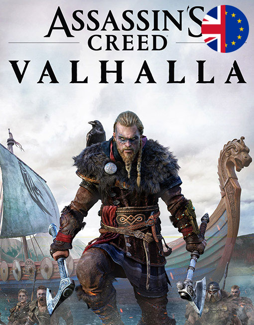 Assassin's Creed Valhalla PC [Uplay Key]