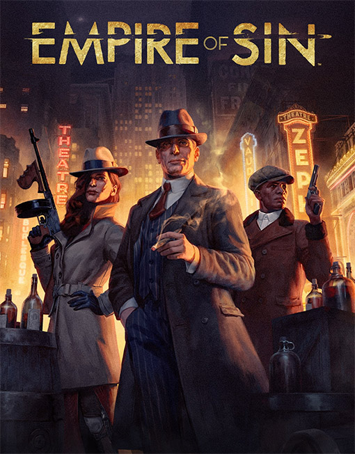 Empire of Sin PC [Steam Key]