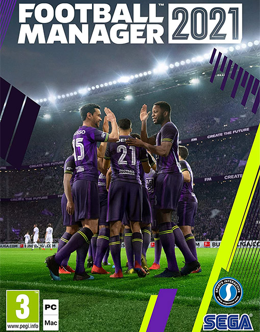 Football Manager 2021 PC [Steam Key]