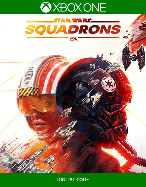 Star Wars Squadrons Xbox One [Digital Code]
