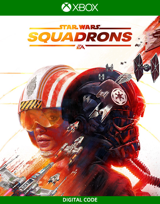 Star Wars Squadrons Xbox Live [Digital Code]
