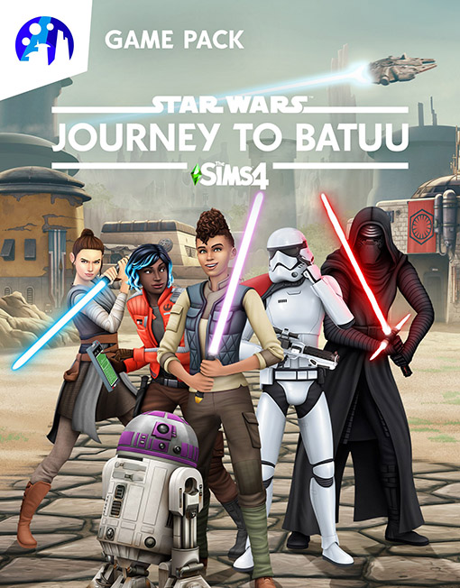 The Sims 4 Star Wars Journey to Batuu PC & Mac [Origin Key]