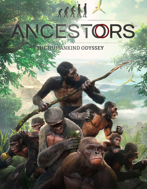 Ancestors The Humankind Odyssey PC [Steam / Epic Games Key]