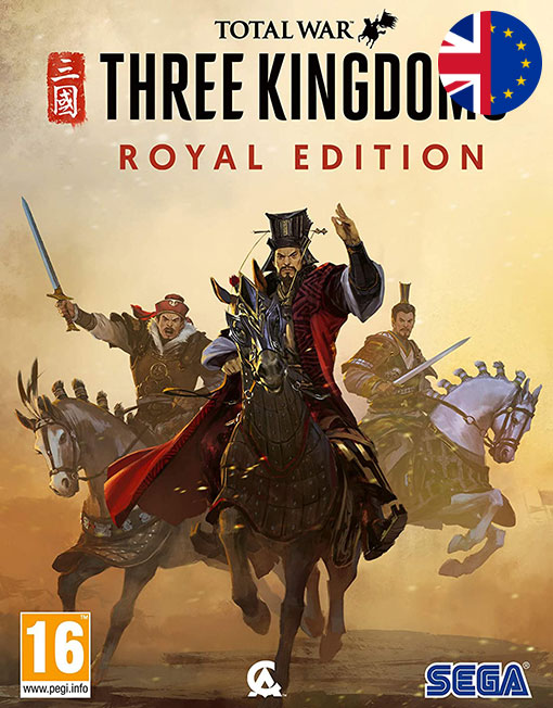 Total War Three Kingdoms Royal Edition PC [Steam Key]