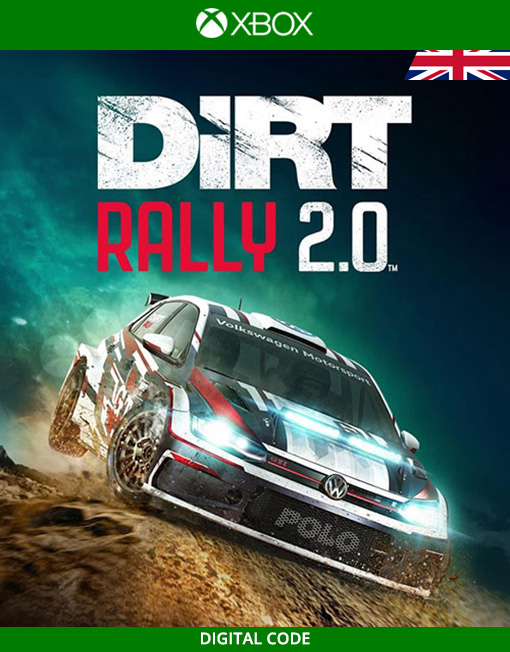DiRT Rally 2.0 Xbox Live [Digital Code]