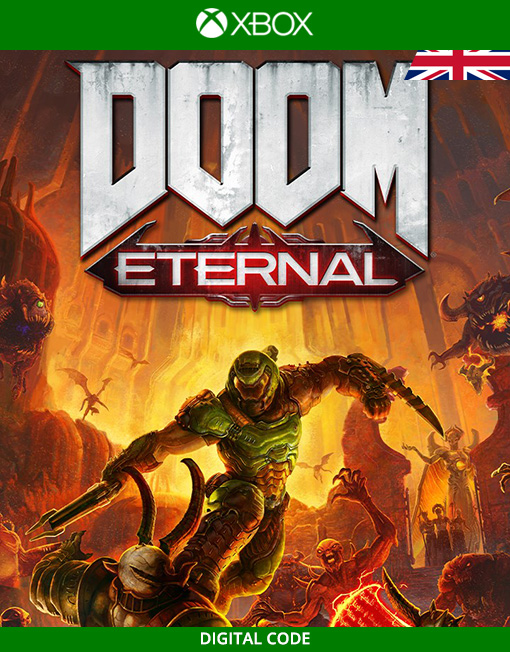Doom Eternal Xbox Live [Digital Code]