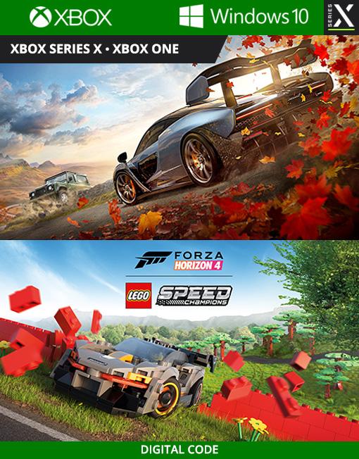 Forza Horizon 4 + LEGO Speed Champions Bundle Xbox Live [Digital Code]
