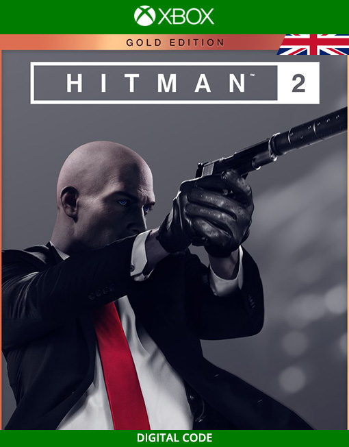 Hitman 2 Gold Edition Xbox Live [Digital Code]