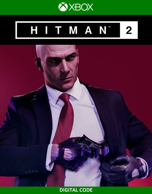 Hitman 2 Xbox Live [Digital Code]
