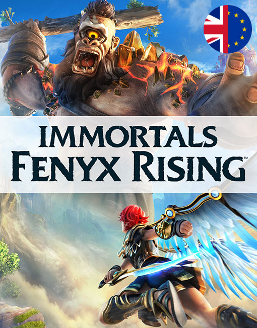 Immortals Fenyx Rising PC [Ubisoft Connect Key]