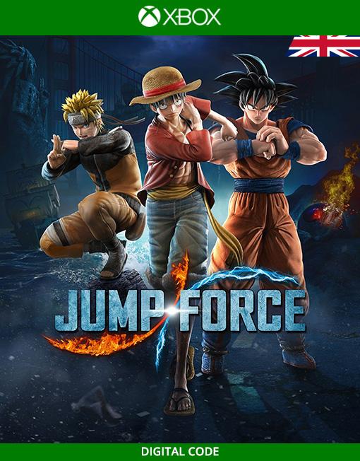Jump Force Xbox Live [Digital Code]