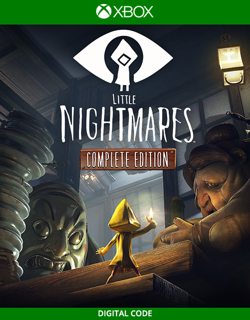 Little Nightmares Complete Edition Xbox Live [Digital Code]