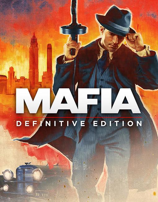 Mafia Definitive PC [Steam Key]